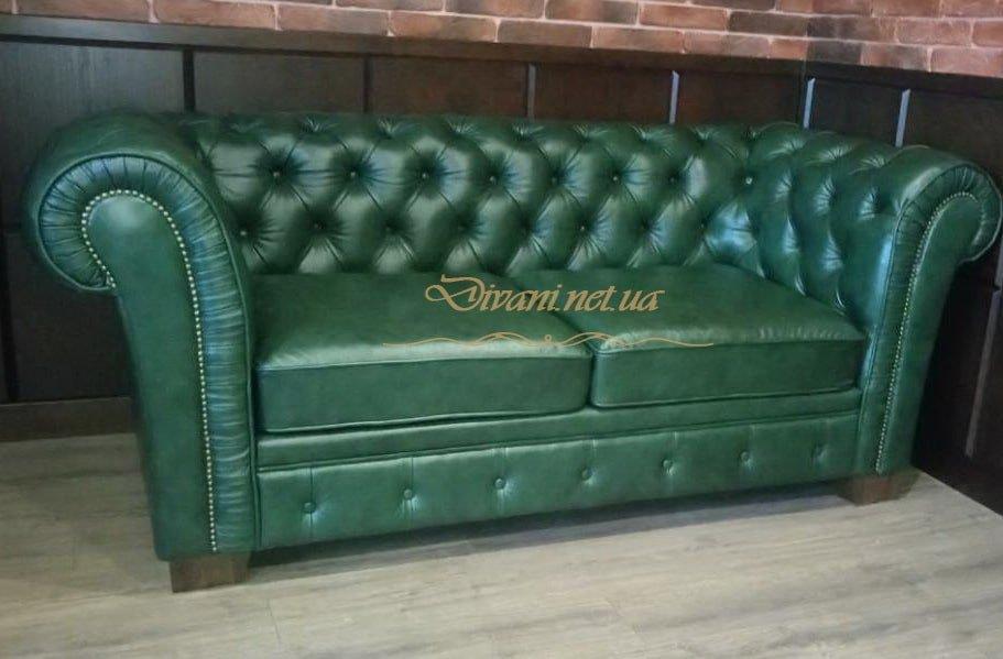 заказной диван честер