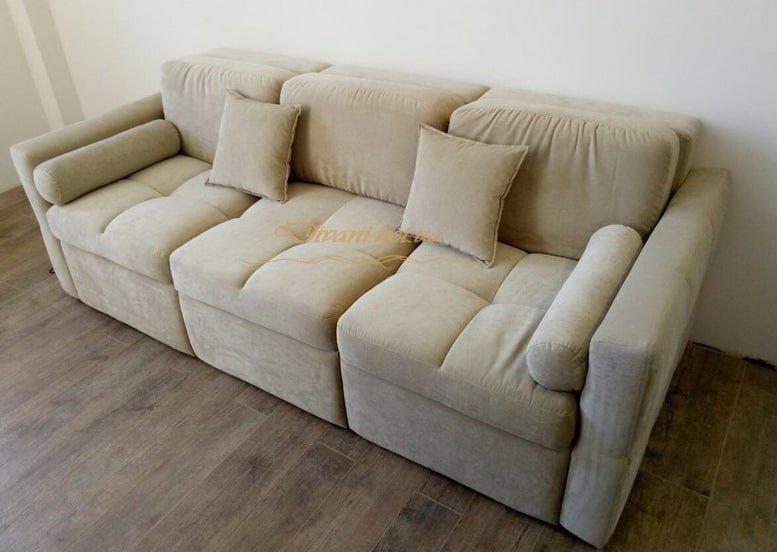 фото дивана белого