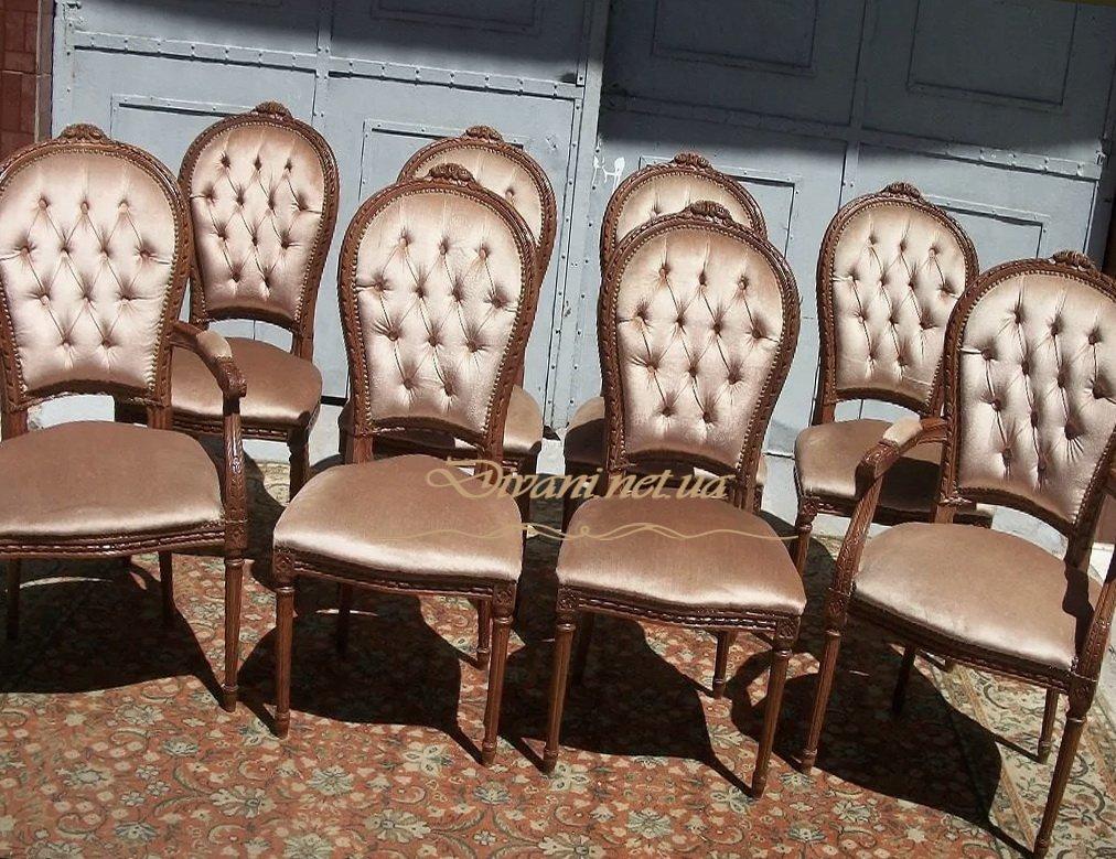 стулья в стиле ренесанс