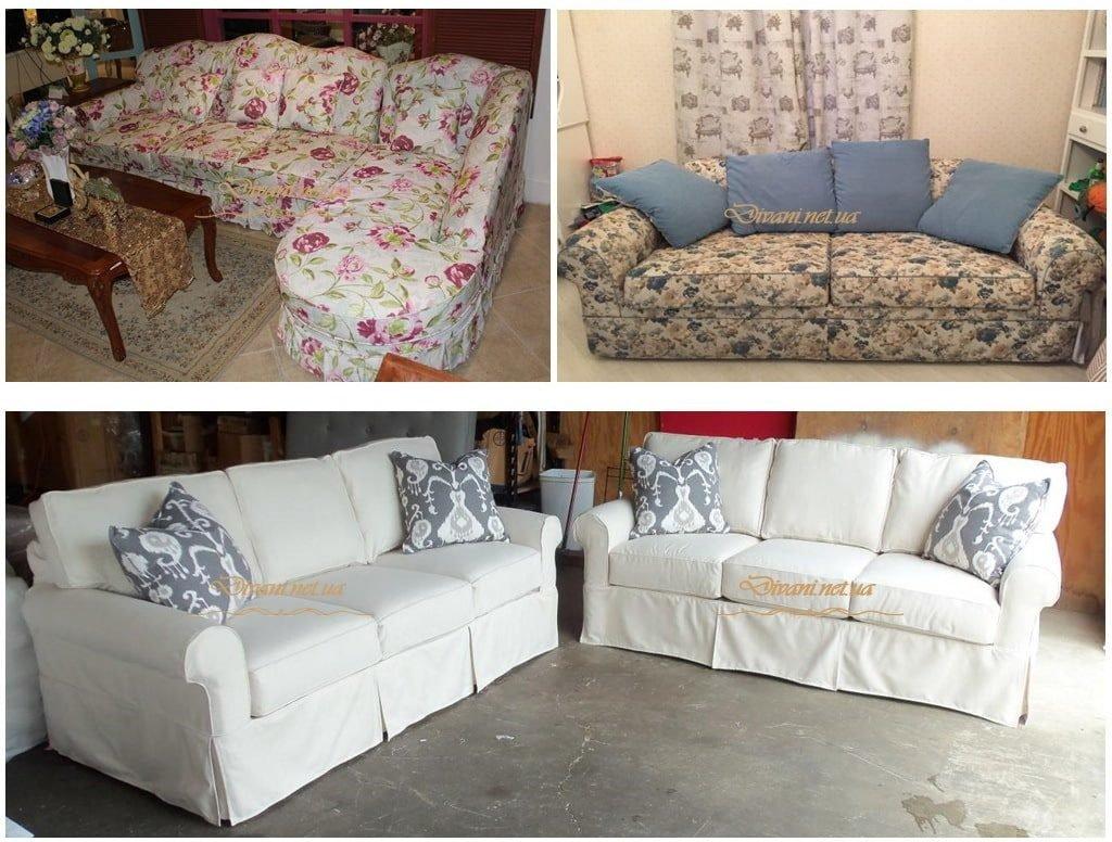 мягкая мебель в стиле кантри под заказ в Киеве