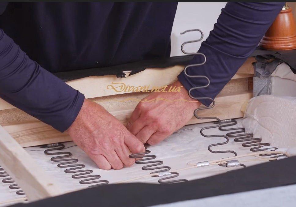 ремонт мягкой мебели в Киеве
