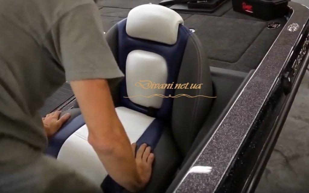 кресло в катер на заказ