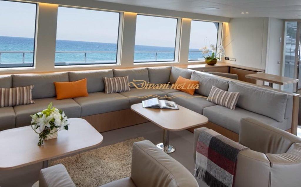 ремонт мебели на яхте