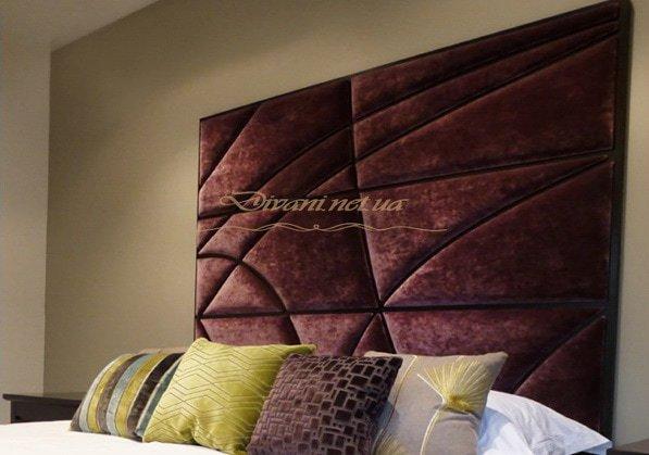 дизайнерские изголовья для кровати на заказ