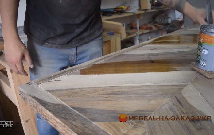 цех производства деревянной мебели