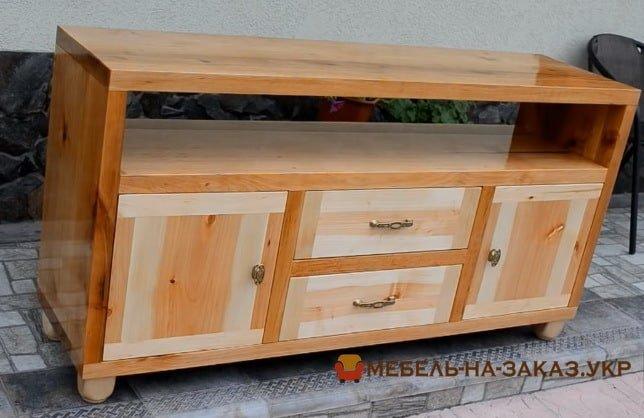 дереянная мебель на заказ Вишневое