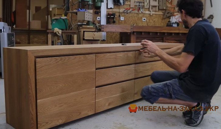 элитная деревянная мебель для дома