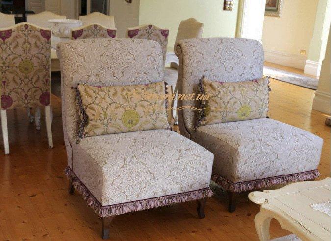 заказная дорогая мягкая мебель кресла