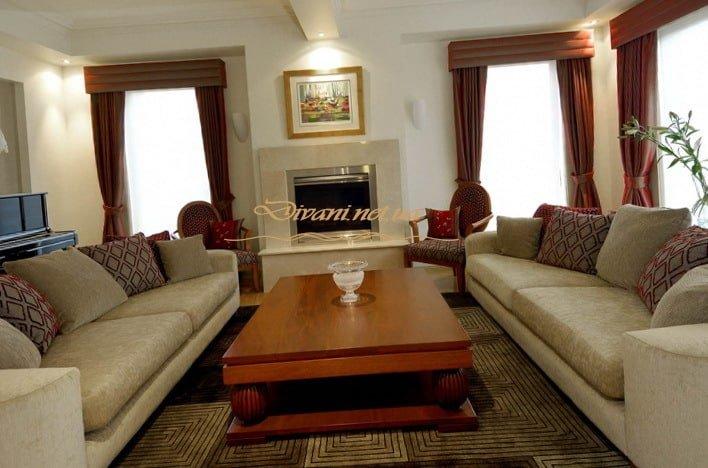 Заказ двух диванов в Возель