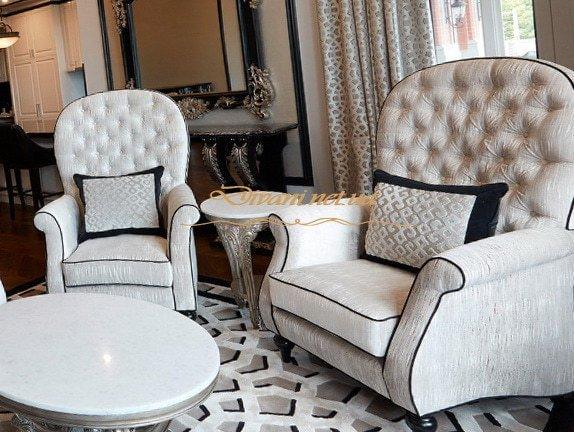 Кресла под заказ Миронивки