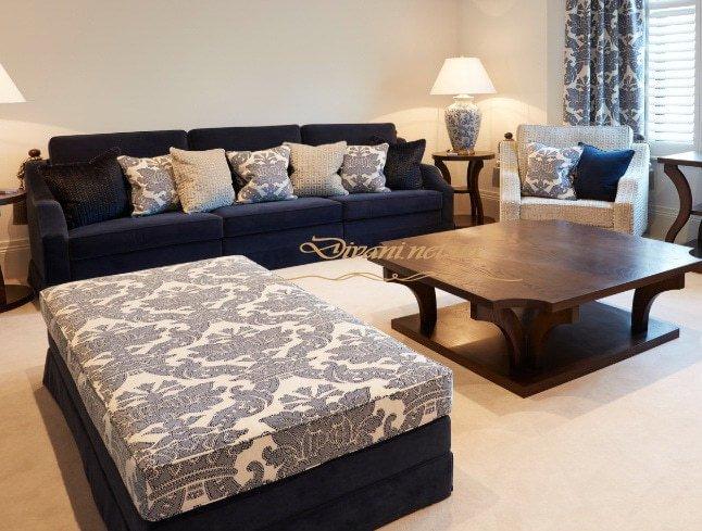 Мягкая мебель на заказ Белая Цековь