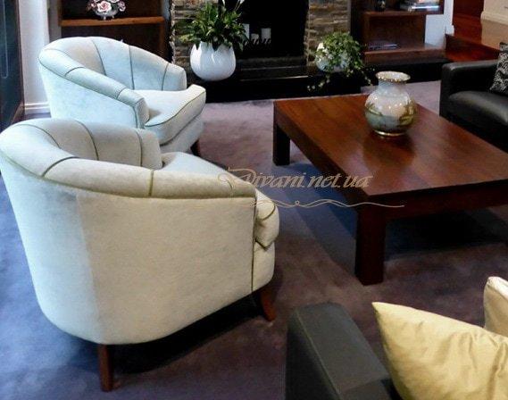 заказные белые кресла на заказ в Вишгород киевская область