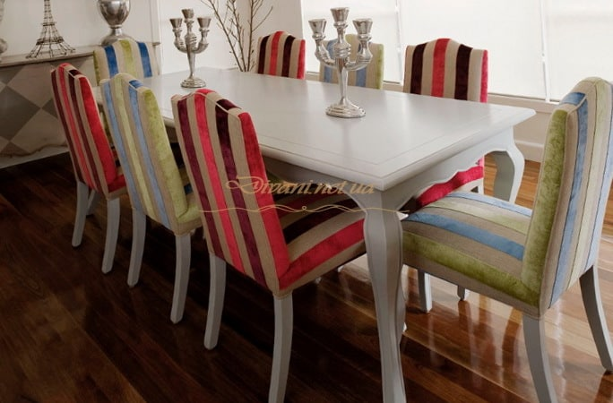 стулья на заказ мягкие для кухни