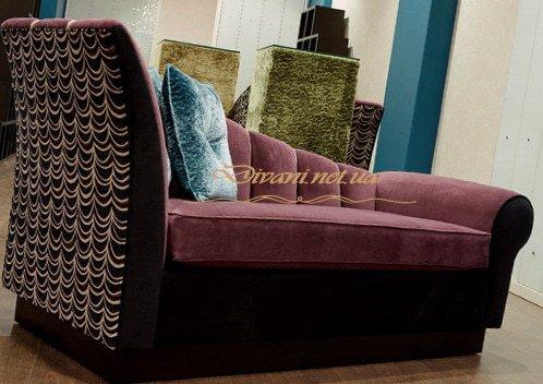 заказной нестандартный розовый диван Выжгород