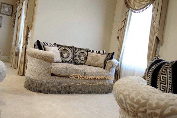 заказать изготовление комплекта мягкой мебели Вижгород
