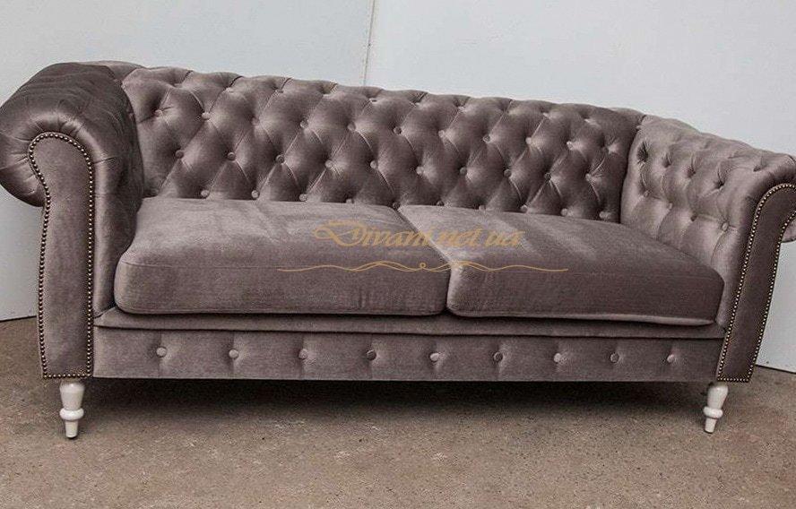 красивые диваны честер под заказ