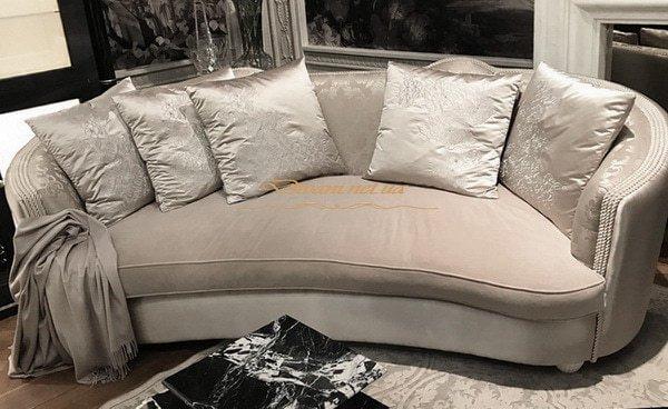 нестандартный прямой диван Ирпень