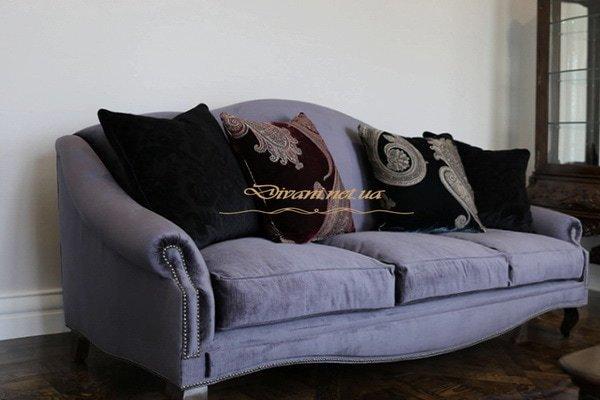авторский диван прямой под заказ Троещина