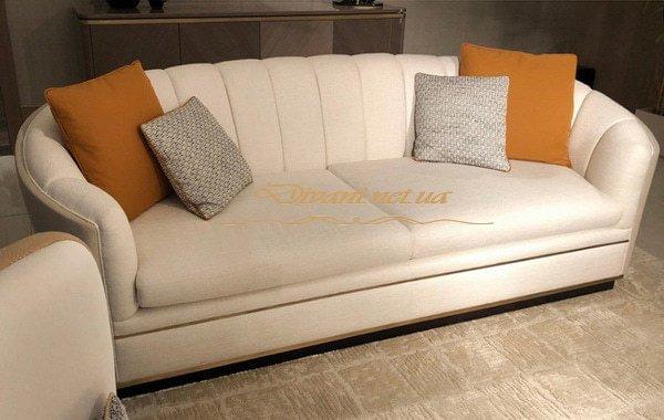 авторский диван прямой под заказ