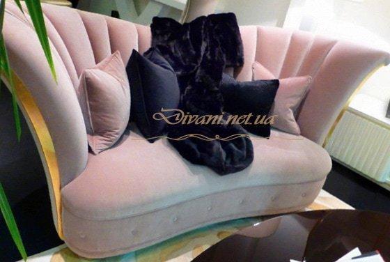 заказать диван с пуфиками Святошино
