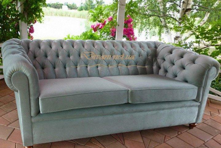 заказать диван с пуфиками Нивки
