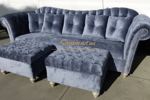 Каким может быть угловой диван в гостиную
