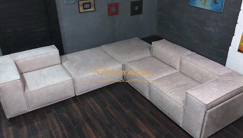 варианты модульных диванов на заказ