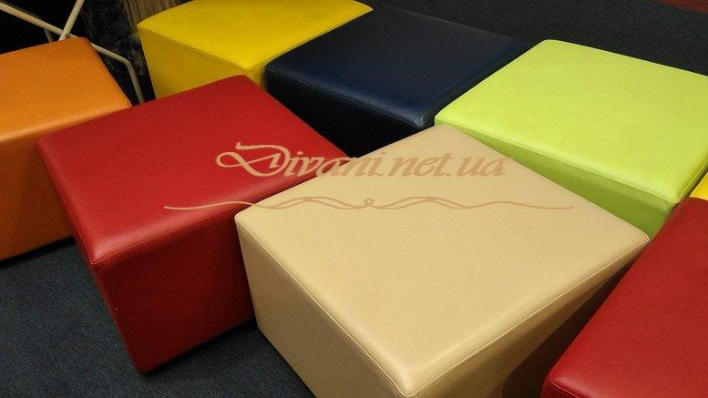 пуфики цветные для детей под заказ Ирпень