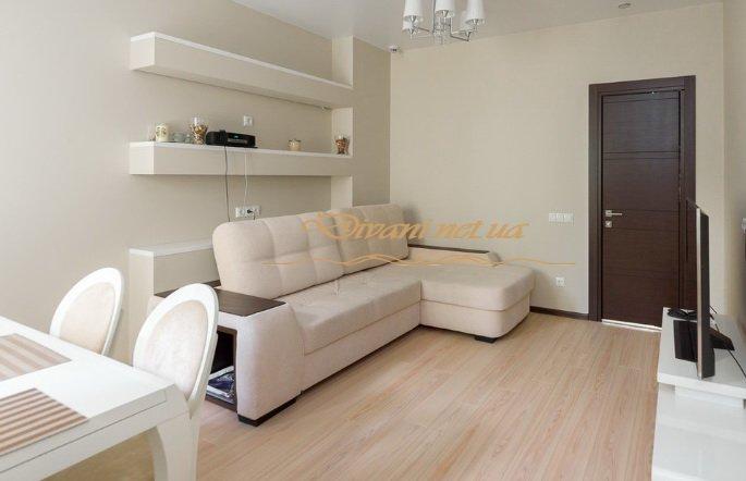 заказной диван в гостиную со спальным местом на заказ