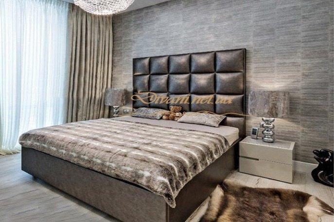 элитная мягкая кровать на заказ Буча