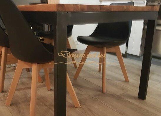 офисная мебель лофт на заказ в переговорную