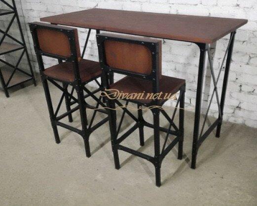 столы и стулья для ресторана LOFT