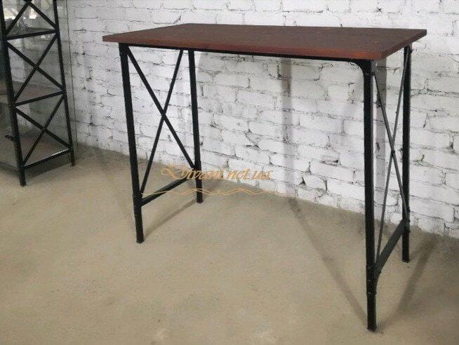 LOFT мебель в кафе