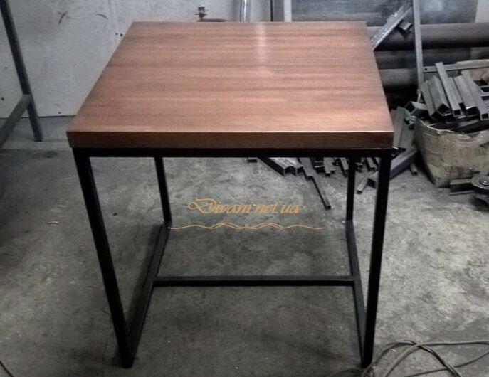 Мебель из металла и дерева Буча