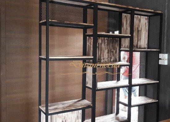 Дизайн мебели лофт