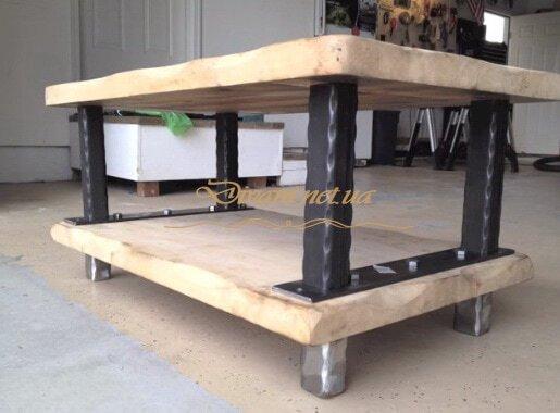 Мебель в стиле лофт на заказ БУча