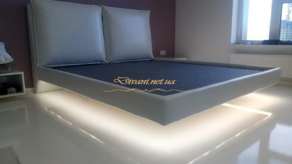 кровать без опор на заказ