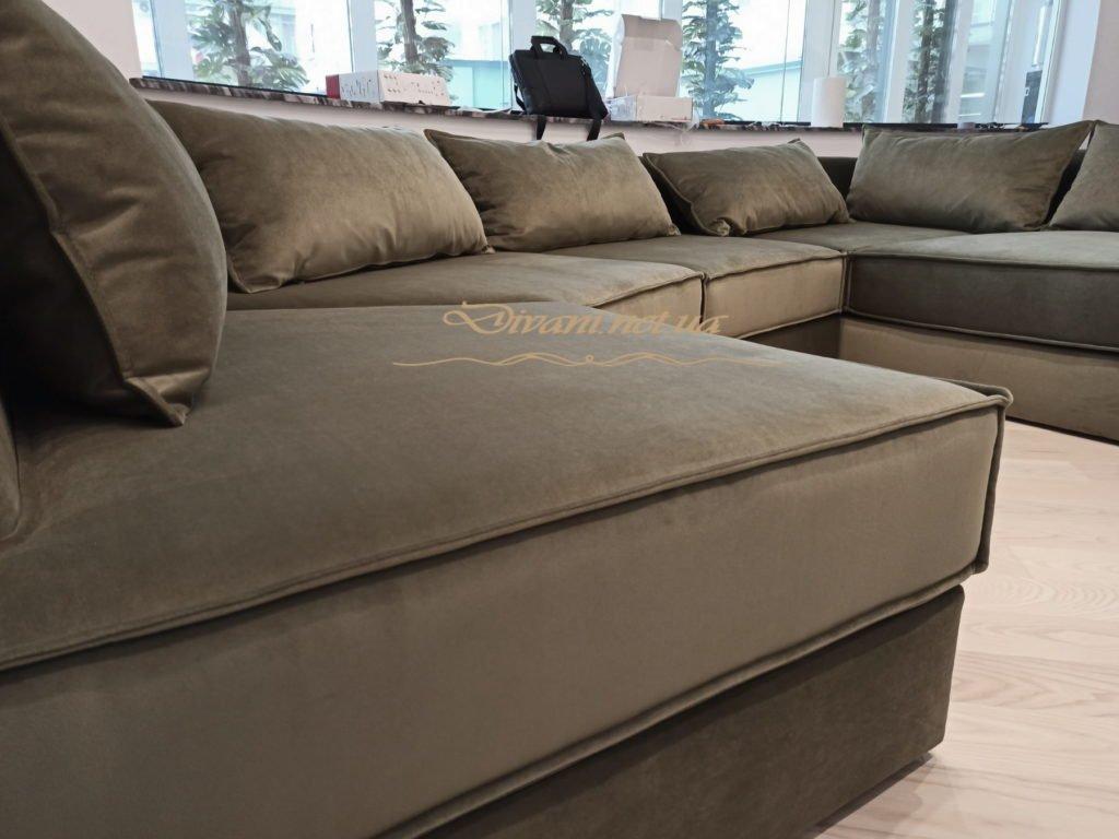 Угловые диваны на заказ от производителя в Киеве
