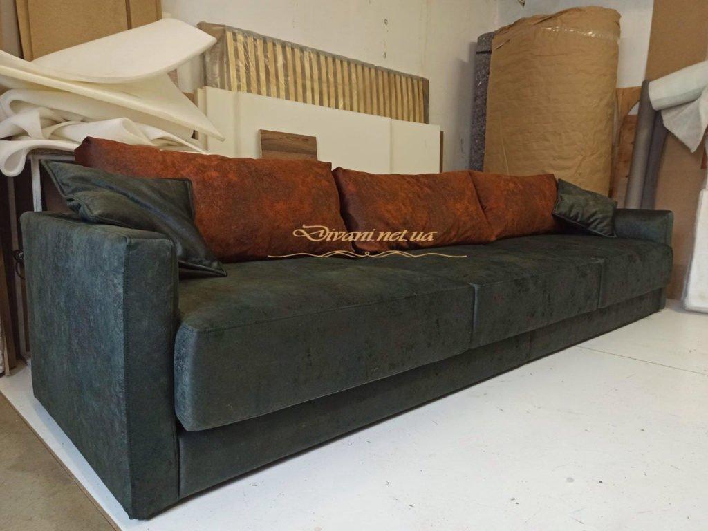 прямой диван на кухню в стиле лофт