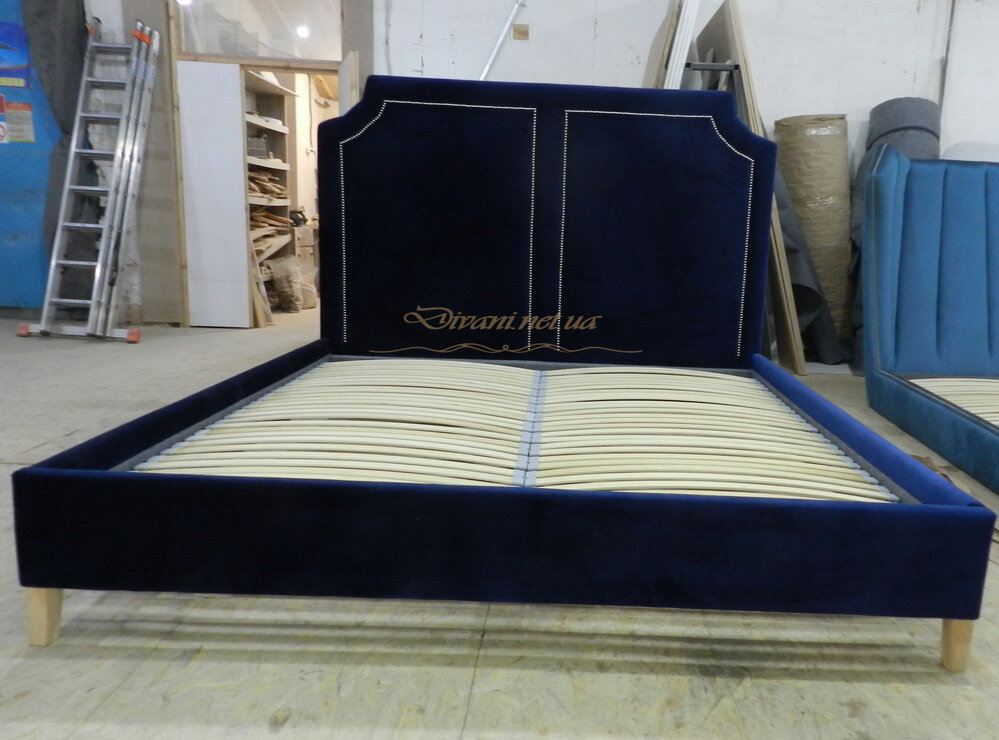 заказ синий креативный диван