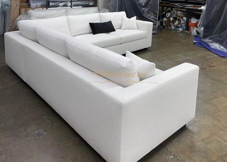 дизайн проект углового дивана