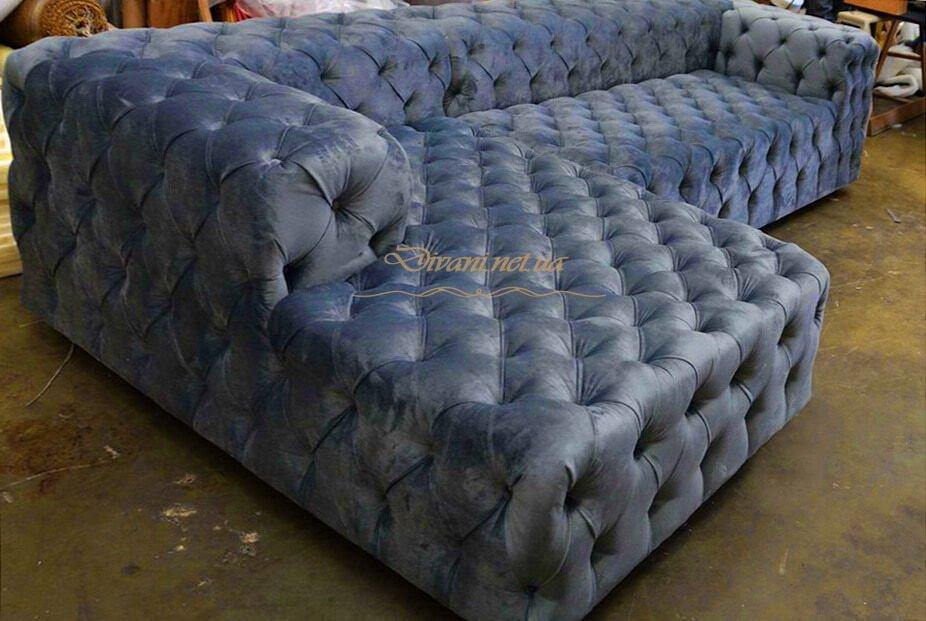 изготовление угловых диванов с перетяжкой