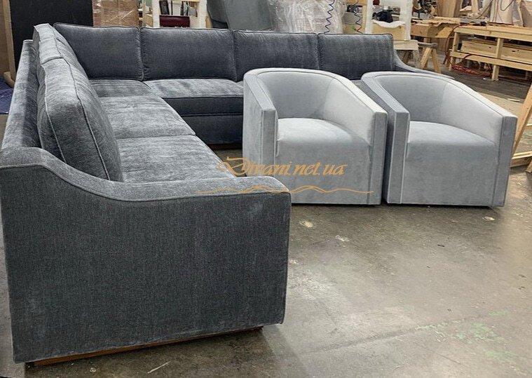 Кутові дивани: купити кутовий диван
