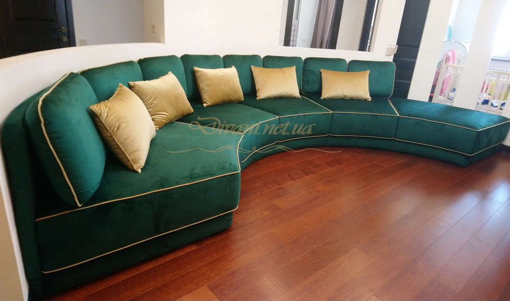 Best CURVED SOFA
