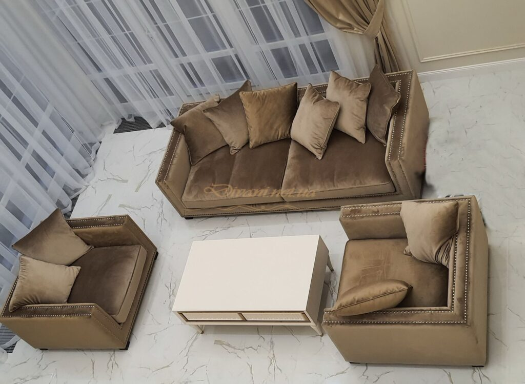 Элитная, дизайнерская мягкая мебель на заказ