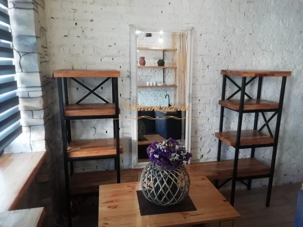 заказать мебел в стиле лофт Киев