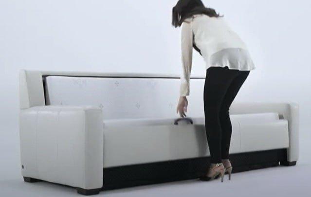 виды механизмов для диванов-кровати