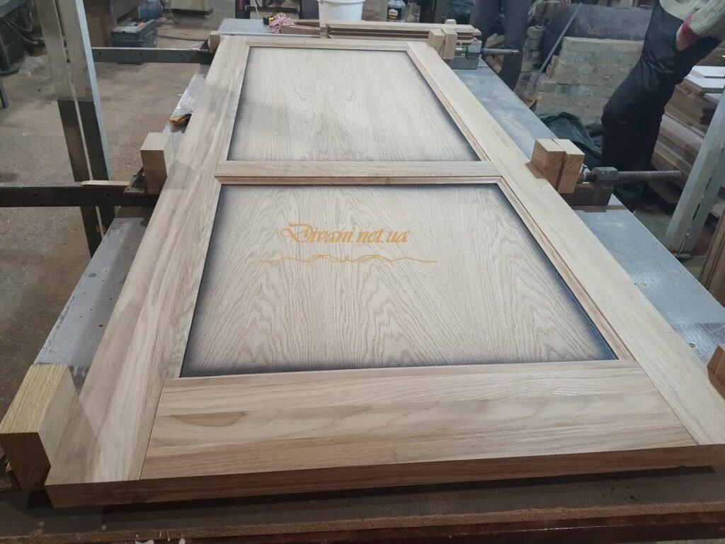 деревянная дверь на заказ