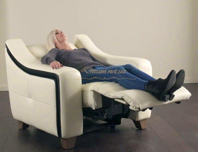 купить кресло с реклайнером на заказ