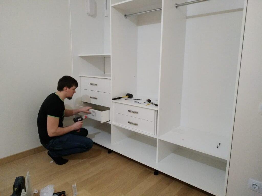 подол заказать услуги сборщиков мебели